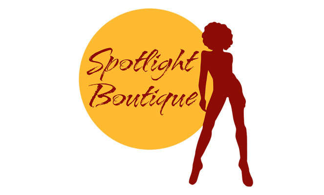Spotlight Boutique atlanta web design