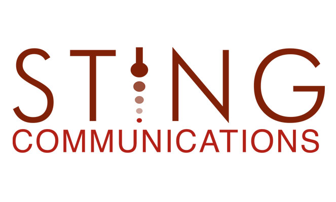 Sting Communications atlanta web design
