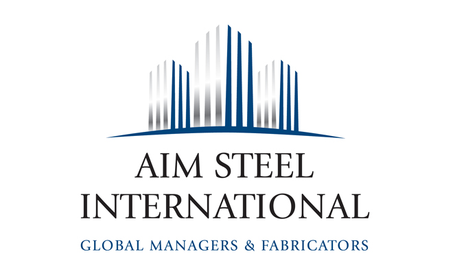 Aim steel international black bear design for International design company