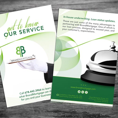 BrandMortgage Drip Campaign atlanta web design