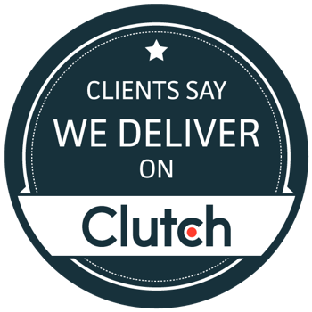 Clutch clients say we deliver
