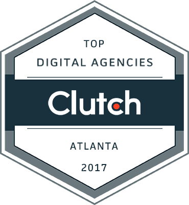 Clutch 2017 Top Digital Agencies - Atlanta