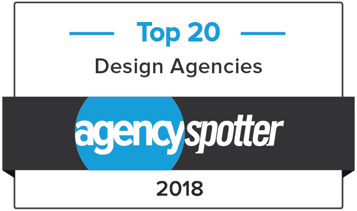 Agency Spotter's Top Design Agencies 2018