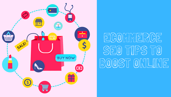 SEO tips to boost E-commerce sales and traffic