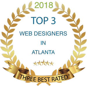 ThreeBest - 2018 Top 3 Web Designers in Atlanta