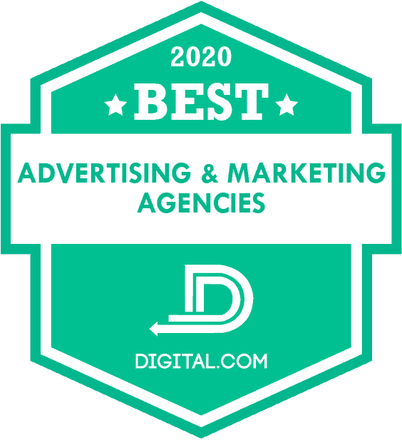 2020 Best Advertising & Marketing Agency Award